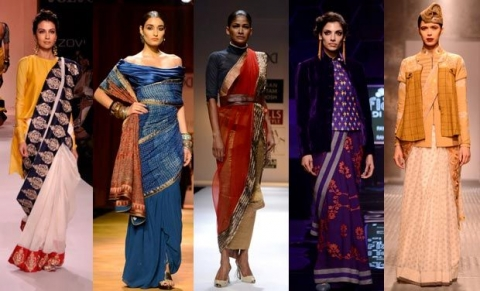 Three times when you can wear a saree and look amazing